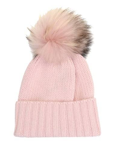 Inverni Şapka Pembe